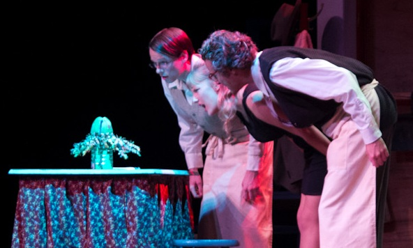 Little Shaw of Horrors: Plants Behaving Badly in Graceland's Homecoming Production