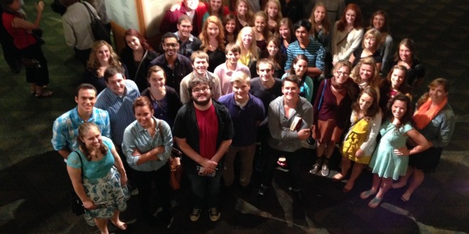 GU Honors Takes Annual Trip to Chicago
