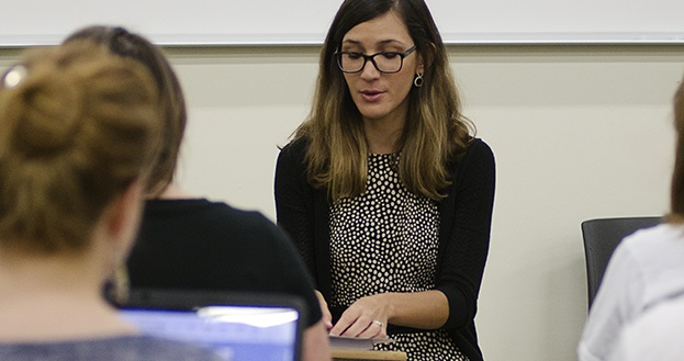 New Professor Raquel Moreira Shares Her Thoughts on Graceland