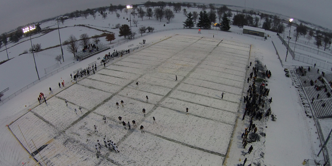Submission by Emily Taylor: Graceland Football Winning Season