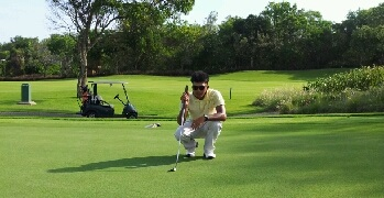 International Student Changes His Life Through Golf