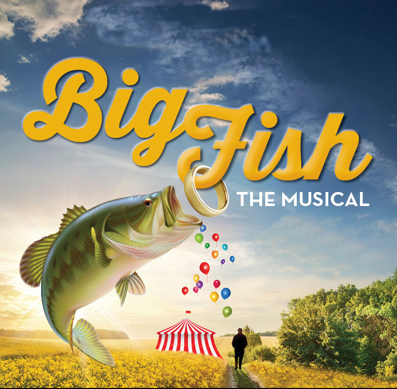 big fish the musical tells fantastic tales the tower
