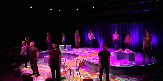 Graceland's Theater Department Presents Love and Information