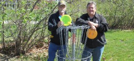 Disc Golf Tournament Highlights Weekend