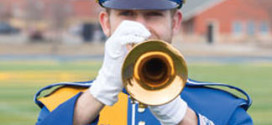 Graceland Marching Band Looks To Be a New Staple in Lamoni