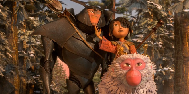 Movie Reviews: Kubo and the Two Strings, Don't Breathe