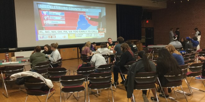 GU Students Turn Out to Vote