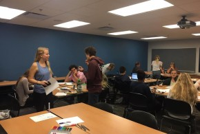 Honors Students Write Undergraduate Theses
