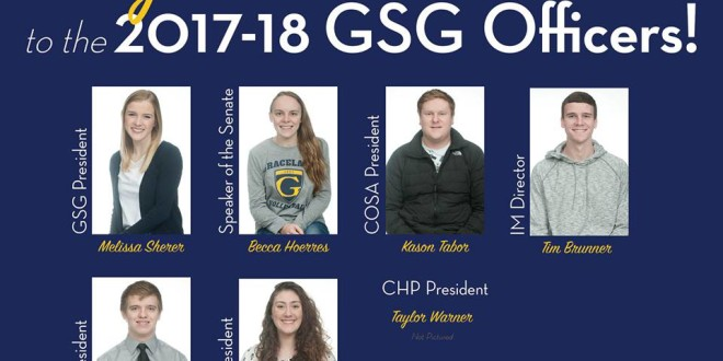 Looking Forward: Graceland Student Government
