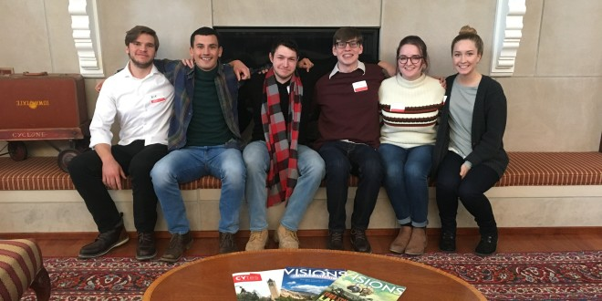 Graceland Sustainability Takes on Iowa State Community Food Systems Seminar